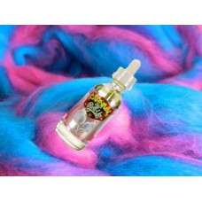 Carnival Blue Cotton Candy by Juice Roll Upz