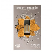 Kilo 1K Replacement Pods - Smooth Tobacco