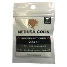 Ribbon Twist Clapton by Medusa Coils