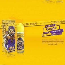 Cush Man Series - Mango Grape