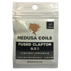 Fused Clapton by Medusa Coils